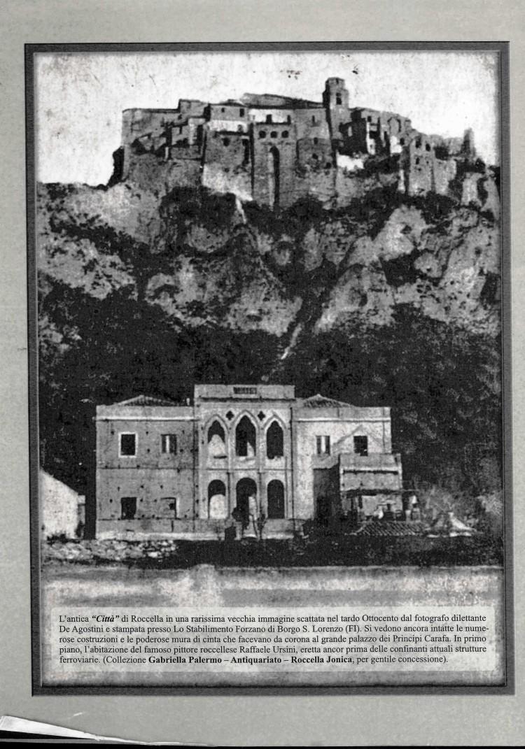 Dal volume di Enzo Macrì: Roccella Jonica ieri e oggi