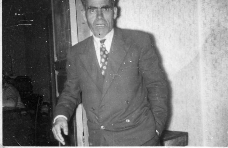 Eugenio Franco furente