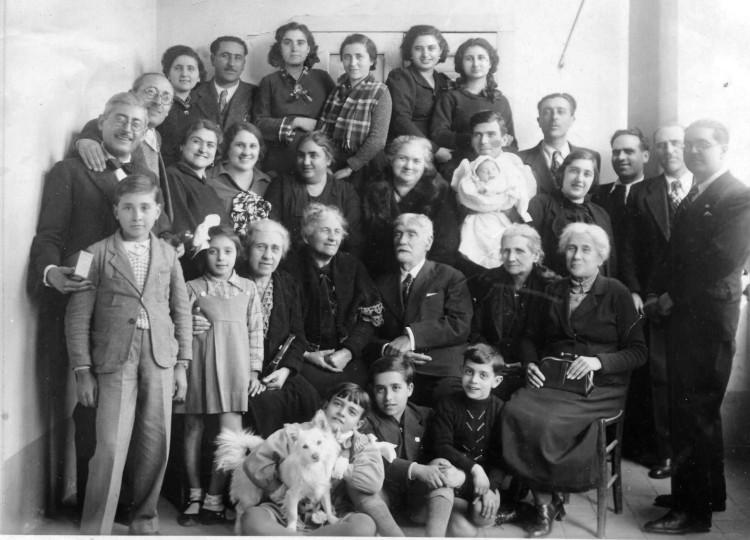 I 50 anni di nozze di Ernesta Zanotti