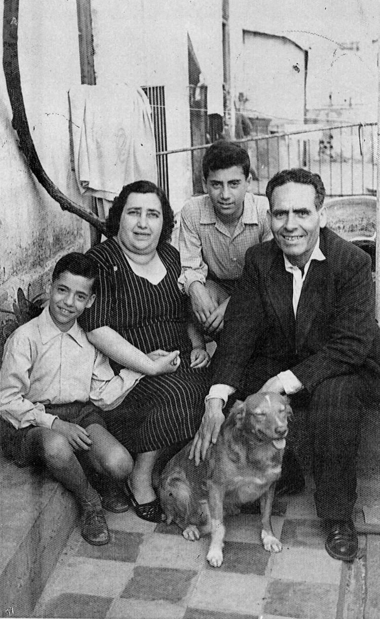 Valerio, silvia, Francuccio e Bobi