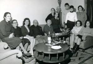 I 90 anni del nonno di Rosetta