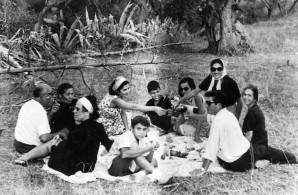 Rosetta e la sua famiglia (ferragosto 1960)